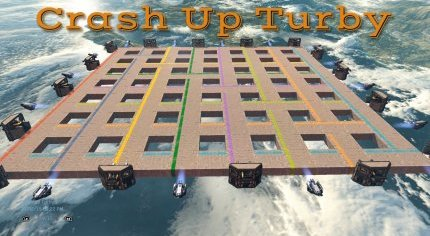 Crash Up Turby