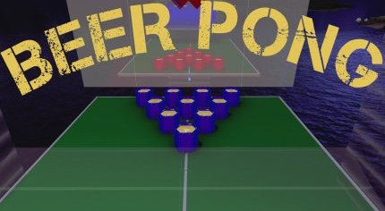 Beer Pong by Turb